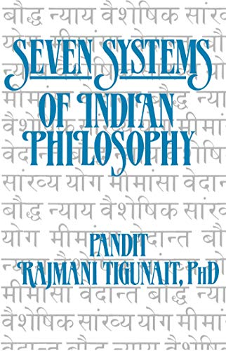 9780893896218: Seven Systems of Indian Philosophy