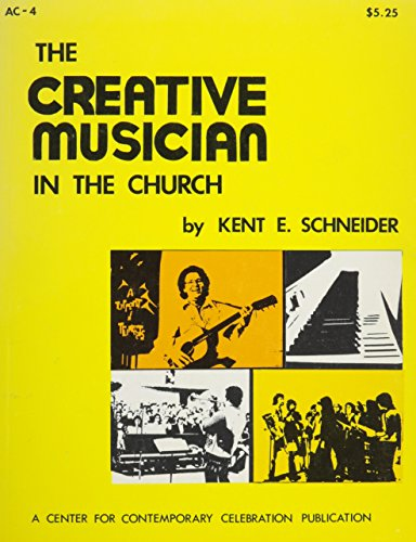 9780893900144: Creative Musician in the Church