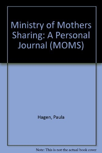 9780893902247: Moms: A Personal Journal