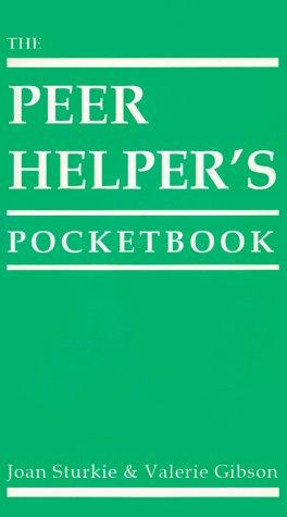 9780893902377: The Peer Helper's Pocketbook