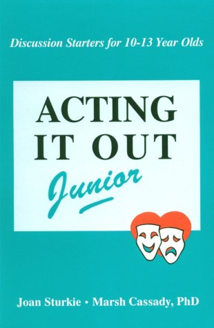 9780893902407: Acting It Out Junior: Discussion Starters for 10-13 Year Olds