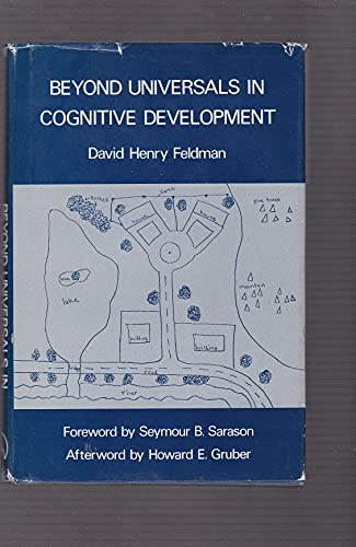 9780893910297 beyond universals in cognitive development publications for the advancement of theory and history