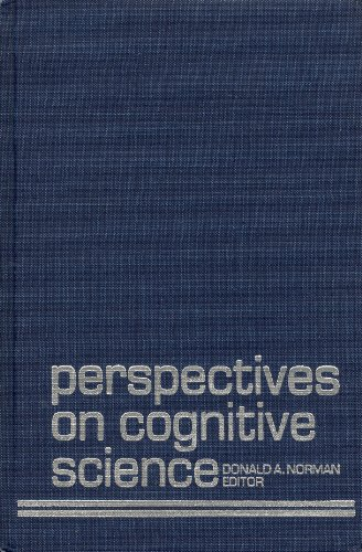 9780893910716: Perspectives on Cognitive Science: v. 1