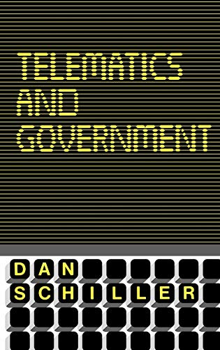 9780893911065: Telematics and Government: (Communication and Information Science)