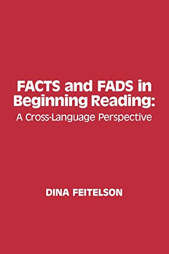 9780893915315: Facts and Fads in Beginning Reading: A Cross-Language Perspective