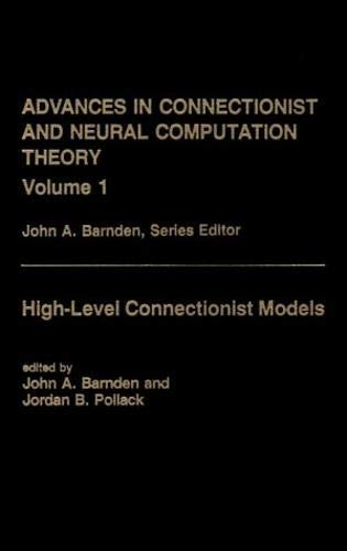 Advances in Connectionist and Neural Computation Theory: Barnden, John A.