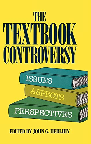 9780893917487: The Textbook Controversy: Issues, Aspects and Perspectives