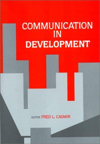 9780893917708: Communication in Development