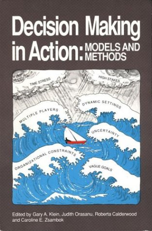9780893919436: Decision Making in Action: Models and Methods (Cognition and Literacy)