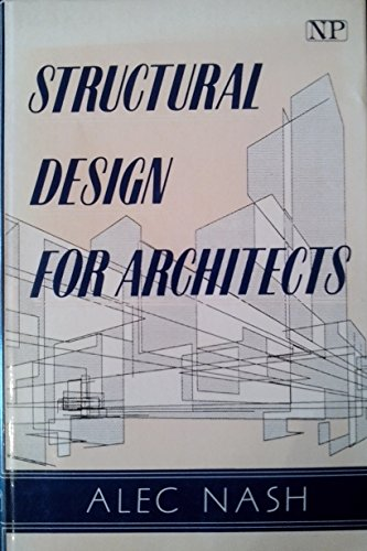 Structural Design for Architects.