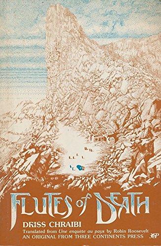 9780894103278: Flutes of Death: A Novel (Three Continents Press)