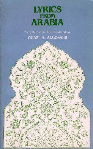 9780894103803: Lyrics from Arabia