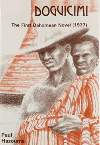 9780894104053: Doguicimi: The First Dahomean Novel