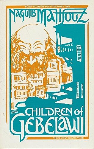 9780894106545: Children of Gebelawi