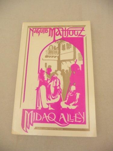 9780894106583: Midaq Alley