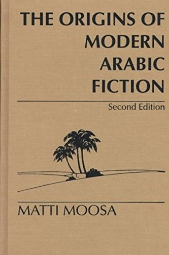 9780894106835: The Origins of Modern Arabic Fiction (Three Continents Press)