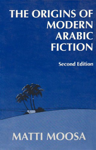 9780894106842: Origins of Modern Arabic Fiction (Three Continents Press)