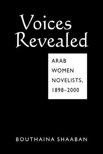 9780894108716: Voices Revealed: Arab Women Novelists, 1898-2000