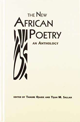 9780894108792: The New African Poetry: An Anthology