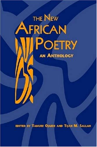 9780894108914: New African Poetry: An Anthology (Three Continents Ser)