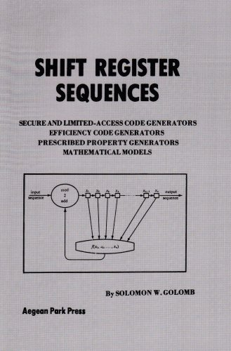 9780894120480: Shift Register Sequences