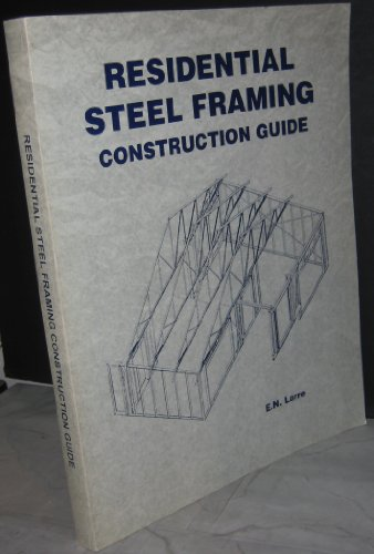 9780894122187: Residential Steel Framing