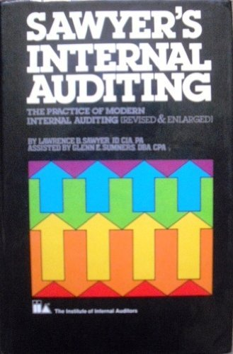9780894131783: Sawyer's Internal Auditing: The Practice of Modern Internal Auditing