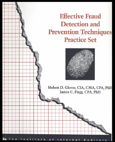 9780894132964: Effective Fraud Detection and Prevention Techniques (Practice Set Series)