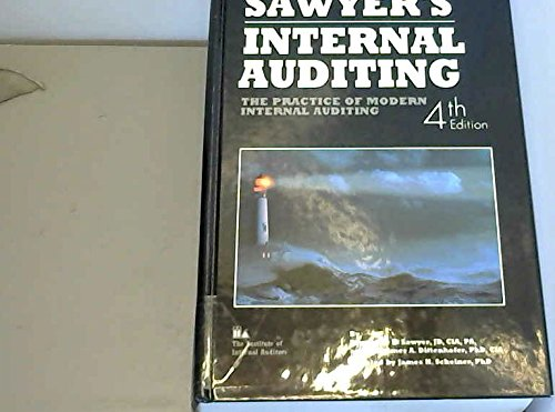 Sawyer's Internal Auditing: The Practice of Modern: Sawyer, Lawrence B.