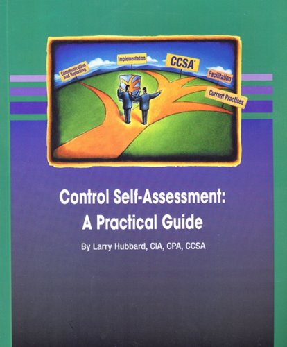 9780894134418: Control Self-Assessment: A Practical Guide