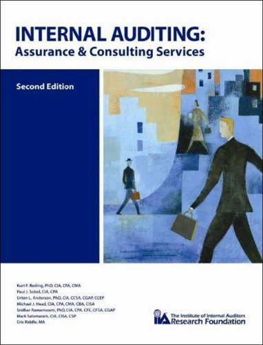 9780894136436: Internal Auditing: Assurance & Consulting Services