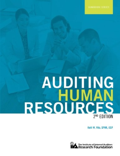 9780894136948: Auditing Human Resources
