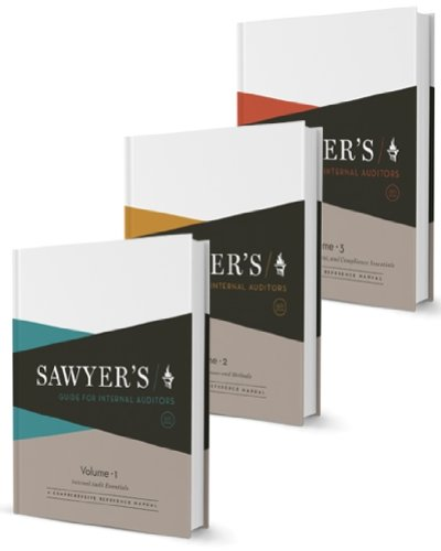 9780894137211: Sawyer s Guide for Internal Auditors, 6th Edition