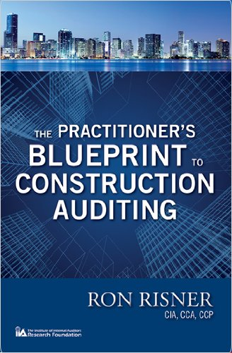 9780894137266: The Practitioner's Blueprint to Construction Auditing