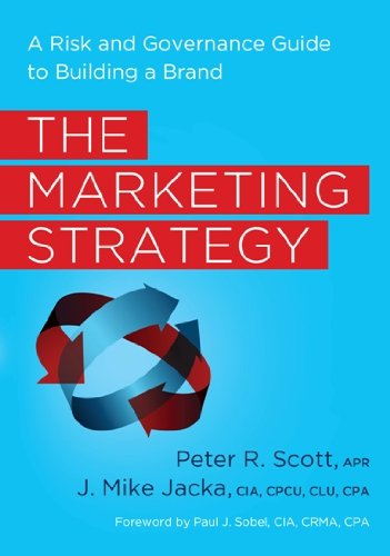 9780894137280: The Marketing Strategy: A Risk and Governance Guide to Building a Brand