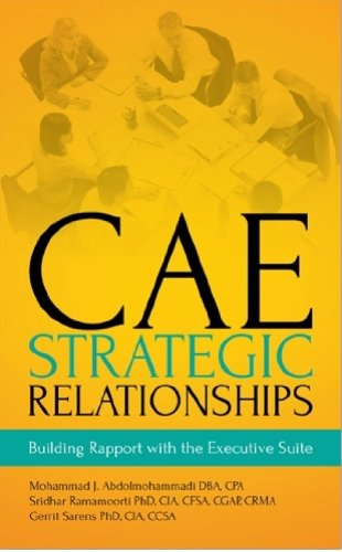 9780894137310: CAE Strategic Relationships Building Rapport with the Executive Suite