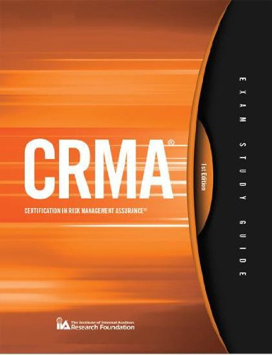 9780894137365: CRMA Exam Study Guide 1st Edition