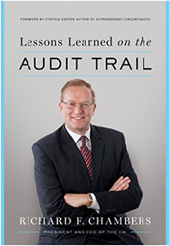 9780894137372: Lessons Learned on the Audit Trail
