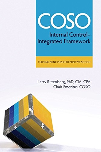 9780894137426: COSO Internal Control Integrated Framework Turning Principles Into Positive Action