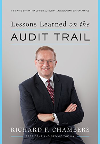 9780894138560: Lessons Learned on the Audit Trail