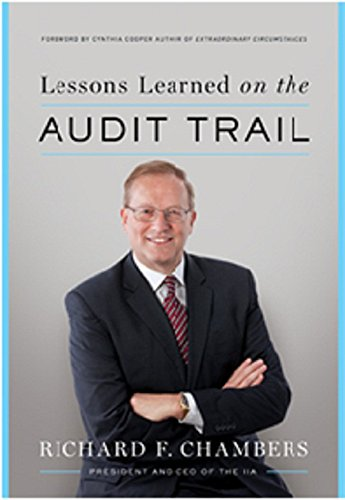 9780894139031: Lessons Learned on the Audit Trail - Paperback