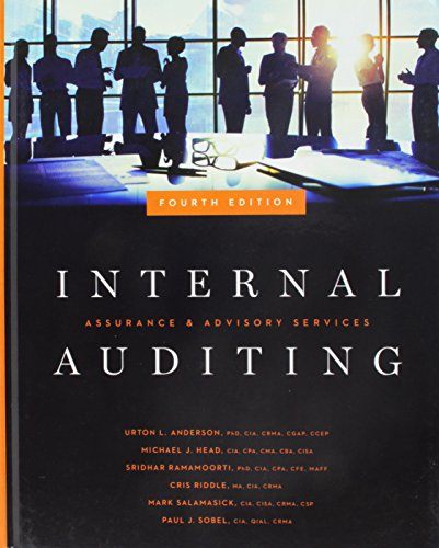 9780894139871: Internal Auditing: Assurance & Advisory Services, Fourth Edition