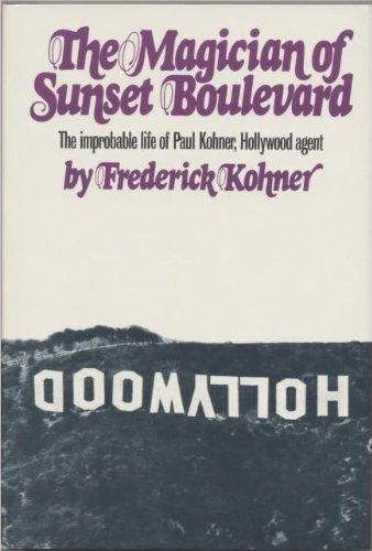 9780894300042: The Magician Of Sunset Boulevard