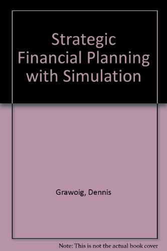 Strategic Financial Planning with Simulation: Charles L. Hubbard