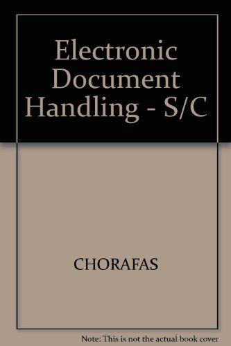 9780894333071: Electronic Document Handling - S/C