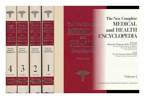9780894340079: New Complete Medical and Health Encyclopedia