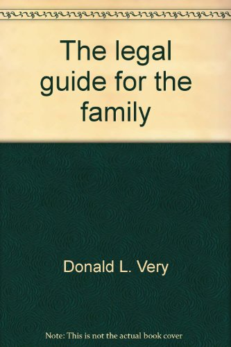The Legal Guide for the Family