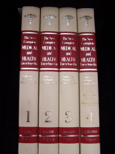 9780894340932: New Complete Medical and Health Encyclopedia