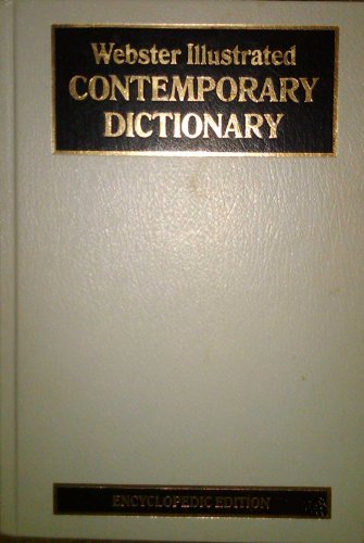 9780894341397: Webster illustrated contemporary dictionary