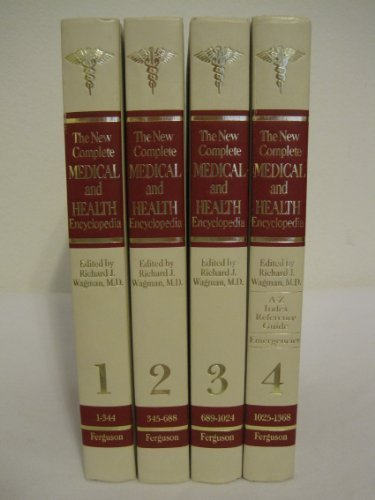 9780894341663: The New Complete Medical and Health Encyclopedia (4 Vol Set)